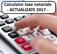 Calculator taxe